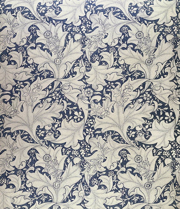 Wallflower Poster featuring the tapestry - textile 'wallflower' Design by William Morris