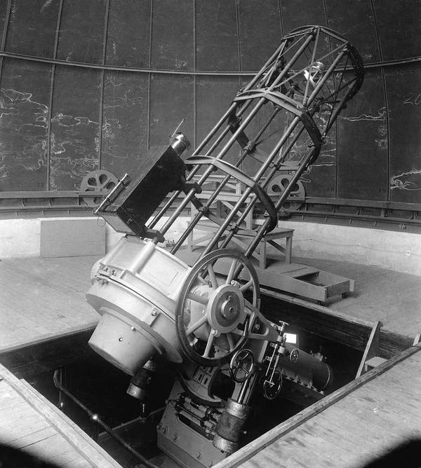 30-inch Telescope Poster featuring the photograph 30-inch Telescope, Helwan, Egypt by Science Photo Library