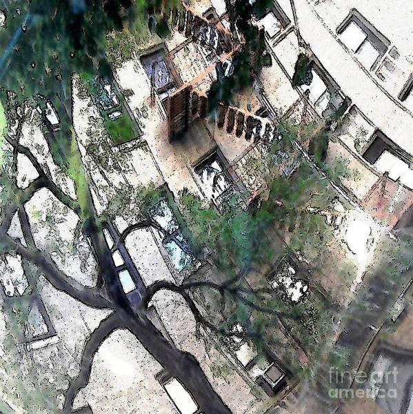 Manhattan Poster featuring the photograph Bennett Avenue Fire Escape by Sarah Loft
