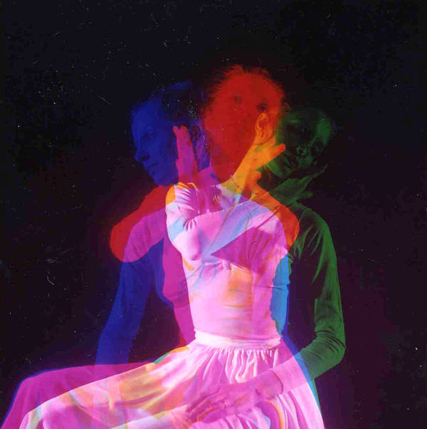 Dance Poster featuring the photograph Tri-color 3 by Denise Laurin