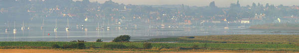 Manningtree Poster featuring the photograph Manningtree Morn by Mike Bambridge