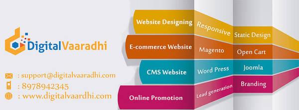 Web Designing Development Digital Marketing Services In Hyderabad Poster