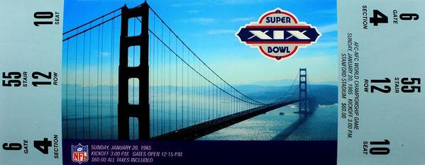Super Bowl Poster featuring the photograph Dan's Chance by Benjamin Yeager