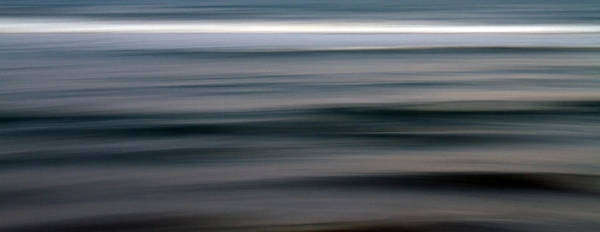 Abstract Poster featuring the photograph sea by Stelios Kleanthous