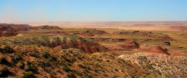 Photography Poster featuring the photograph Painted Desert 0263 by Sharon Broucek