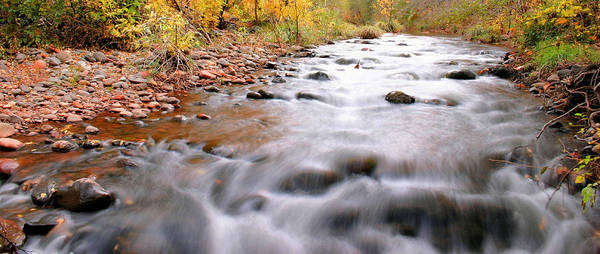 River Poster featuring the photograph Where Peaceful Waters Flow by Kristin Elmquist