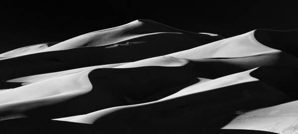 Colorado Poster featuring the photograph Dune 5 by Jennifer Litchfield