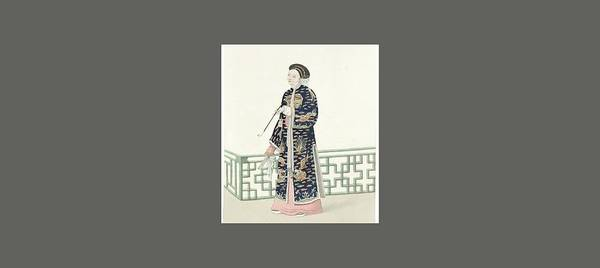 Mason (george Henry) The Costume Of China Poster featuring the painting The Costume Of China by MotionAge Designs
