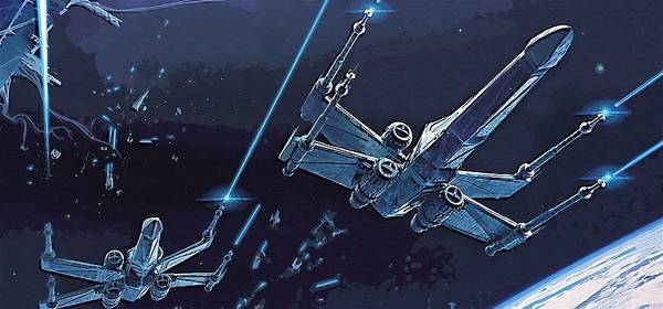 Star Wars Sith Poster featuring the digital art 2 Star Wars Art by Larry Jones