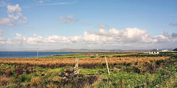 Irish Landscape Poster featuring the photograph Coastal Landscape County Mayo by Paul Williams