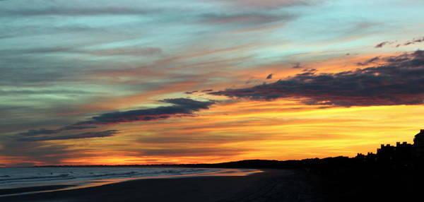 Kiawah Island Poster featuring the photograph Days End At Kiawah Island by Rosanne Jordan