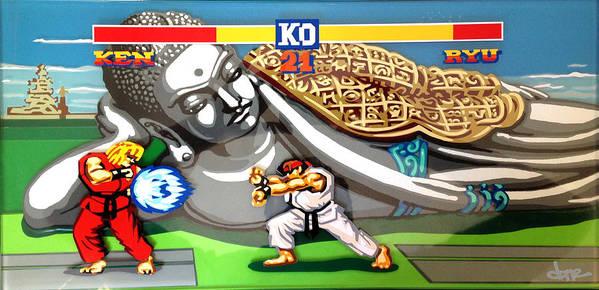 Street Fighter Tv Poster