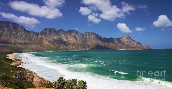 South Africa Poster featuring the photograph False Bay Drive by Jeremy Hayden