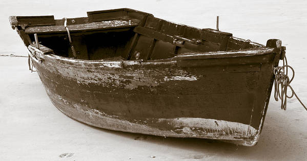 Frank Tschakert Poster featuring the photograph Boat by Frank Tschakert