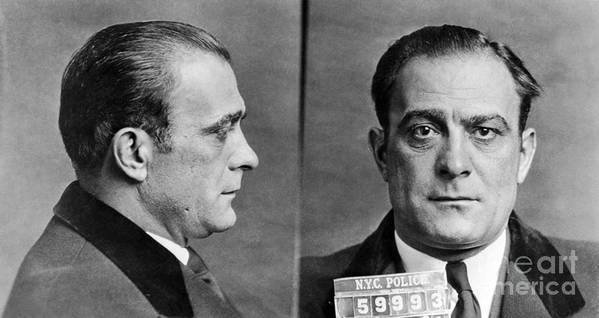 1934 Poster featuring the photograph Vito Genovese (1897-1969) by Granger