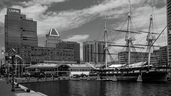 2017 Poster featuring the photograph Harbor Town by Jim Archer