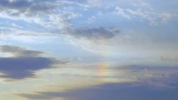 Kentucky Poster featuring the photograph Kentucky Rainbow by John Parry