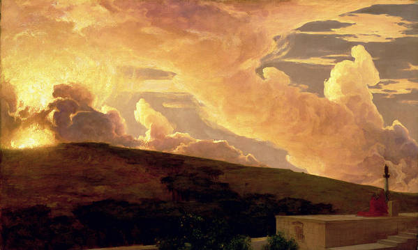 Dawn Poster featuring the painting Clytie, C.1890-92 by Frederic Leighton