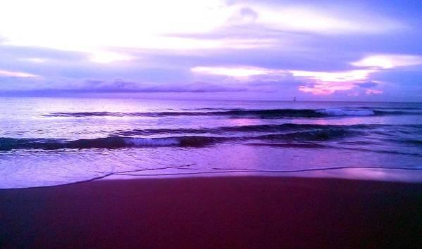 East Coast Poster featuring the photograph Coastal Sunrise 1 by Jenn Beck