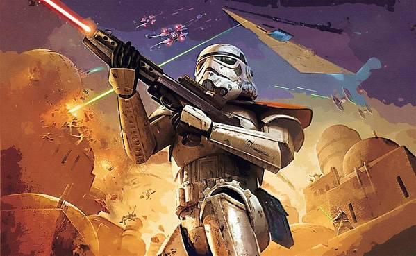 Sith Star Wars Poster featuring the digital art Star Wars Saga Poster by Larry Jones