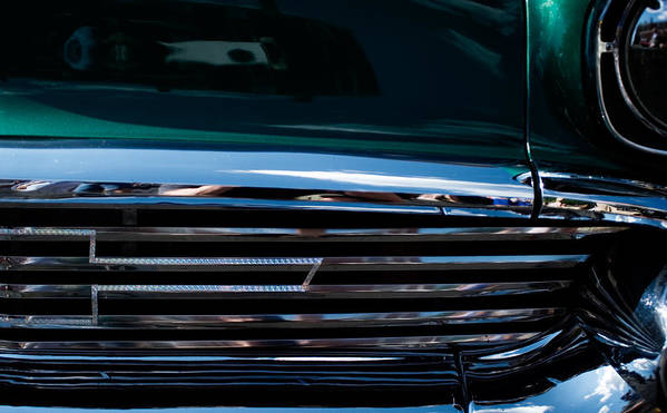 Automobile Poster featuring the photograph Chevy by Rockstar Artworks