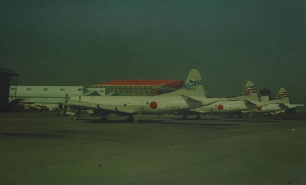 Airplane Poster featuring the photograph Japanese Airforce by Rob Hans