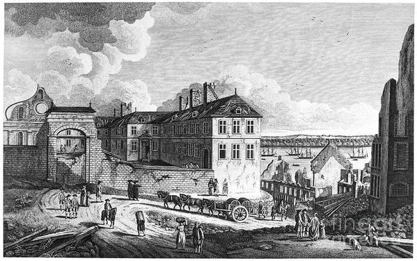 1761 Poster featuring the photograph Quebec: Ruins, 1761 by Granger