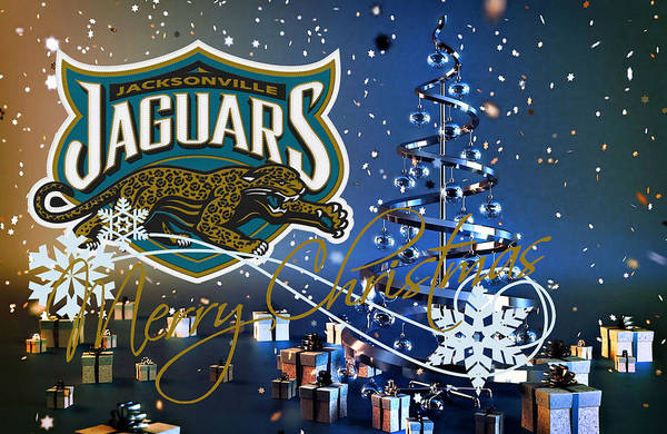 Jaguars Poster featuring the photograph Jacksonville Jaguars by Joe Hamilton
