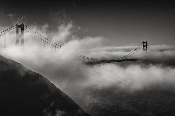 California Poster featuring the photograph A Brand New Day... by Eduard Moldoveanu
