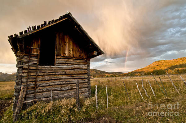 Durango Poster featuring the photograph Evening Storm by Jeff Kolker