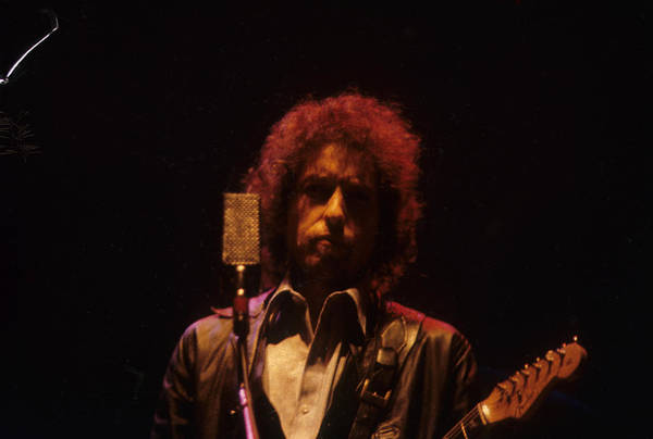 Bob Dylan Poster featuring the photograph Bob Dylan by David Bishop