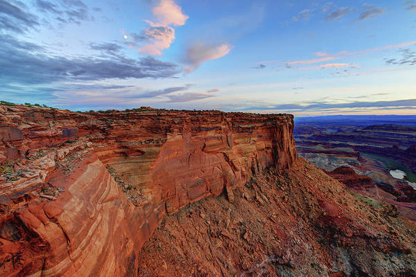 Canyonlands Delight Poster featuring the photograph Canyonlands Delight by Chad Dutson