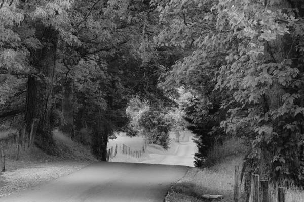 Cades Cove Poster featuring the photograph Country Drive by Andrew Soundarajan