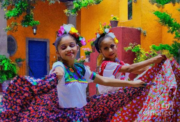 young mexican girls