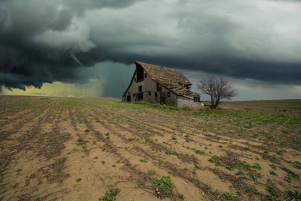 Tornado Poster featuring the photograph Doomsday by Aaron J Groen