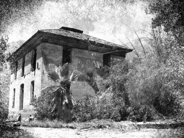 Estudillo Mansion Poster featuring the photograph In Times Gone By by Glenn McCarthy Art and Photography