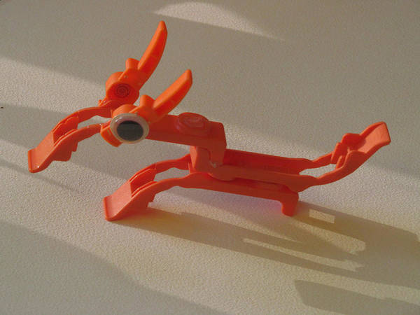 Reindeer Poster featuring the sculpture ink cartridge Reindeer by Alfred Ng