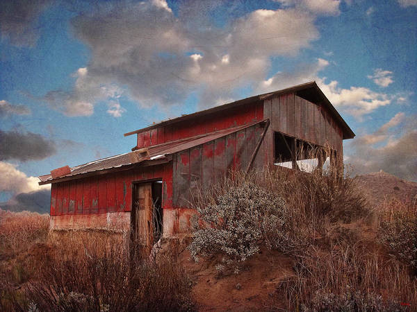 Glenn Mccarthy Poster featuring the photograph Desert Hideaway by Glenn McCarthy Art and Photography