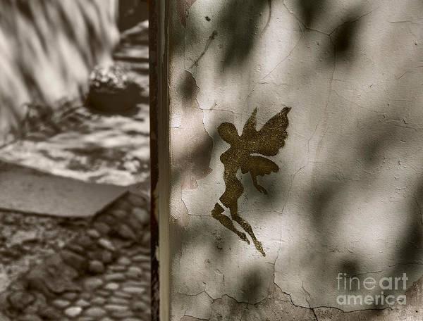 Angel Poster featuring the photograph Angel Of Tallinn by Ari Salmela