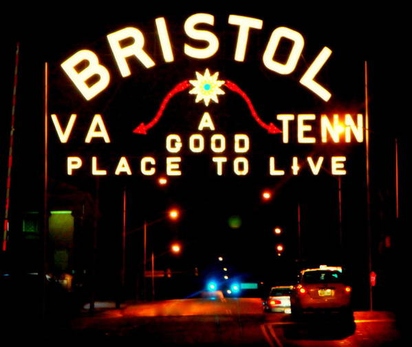 Bristol Poster featuring the photograph Bristol by Karen Wiles