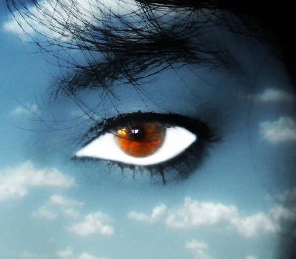Eye Poster featuring the photograph Soul by Yvonne Emerson