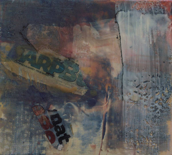 Abstract Poster featuring the painting Old Again by Kevin Stevens