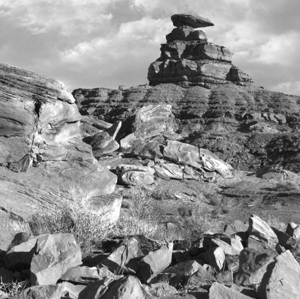 Landscape Poster featuring the photograph Utah Outback 38 by Mike McGlothlen