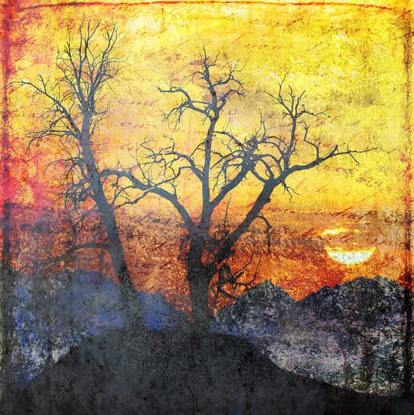 Brett Poster featuring the digital art A Brilliant Observer Of Life by Brett Pfister