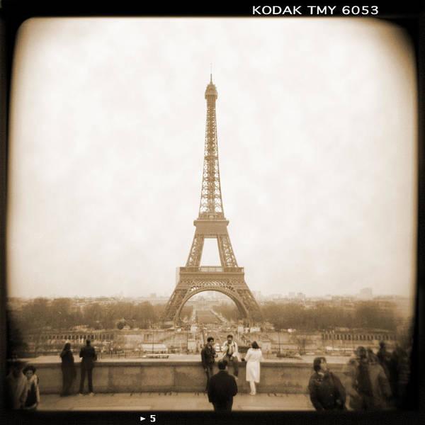 Paris France Poster featuring the photograph A Walk Through Paris 5 by Mike McGlothlen