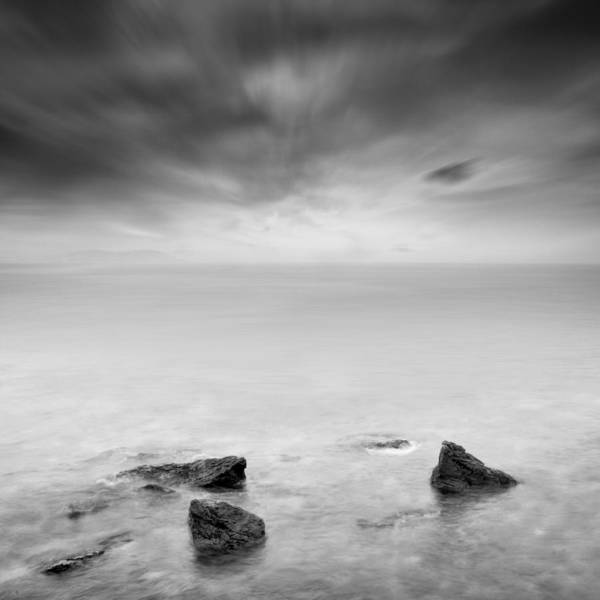 Long Exposure Poster featuring the photograph Beyond The Horizon by Taylan Apukovska