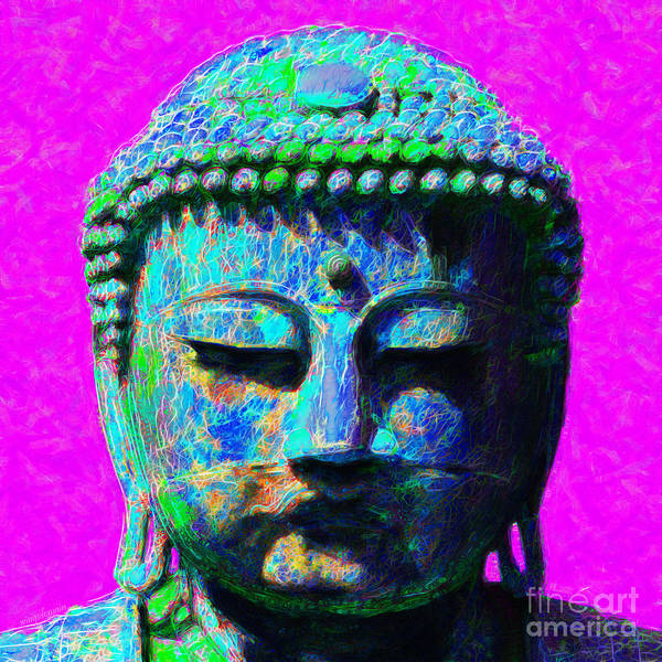 Religion Poster featuring the photograph Buddha 20130130p76 by Wingsdomain Art and Photography