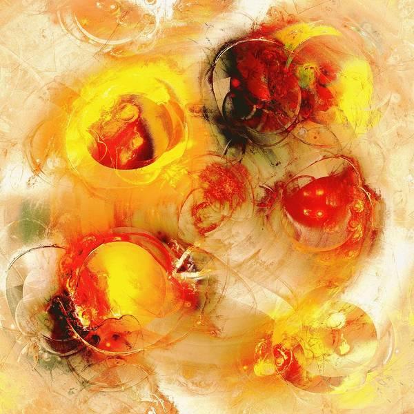 Computer Poster featuring the digital art Colors Of Fall by Anastasiya Malakhova