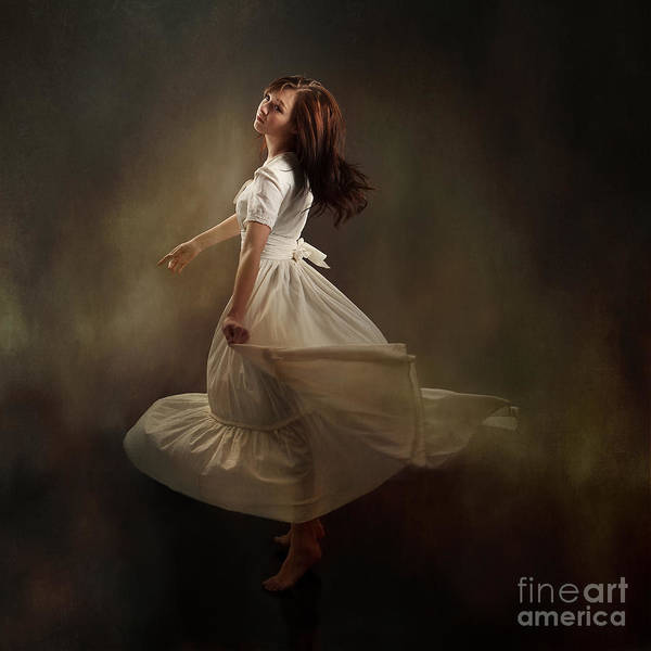Dance Poster featuring the photograph Dancing Dream by Cindy Singleton