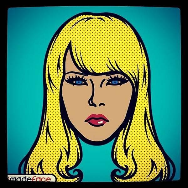 #imadeface #iphone #app #cartoon #comic Poster